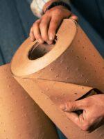 Rewax papier do cuttera do tkanin